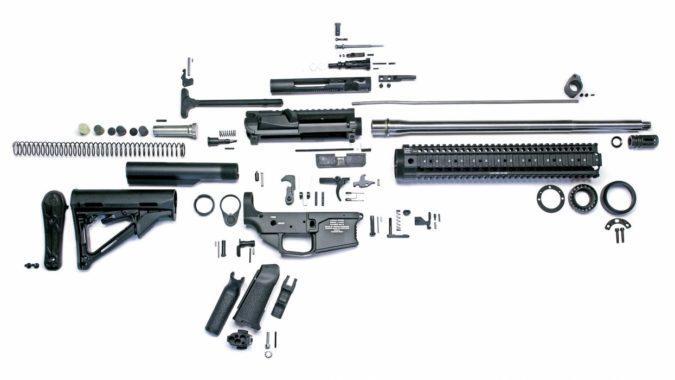 Gun and Firearm Parts